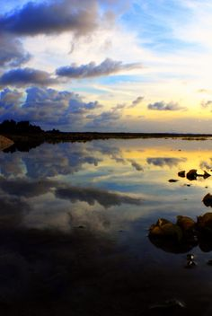 Majestic Skyscapes...Good Eyecandy that calms the mind!  Ipan Talofofo Guam.