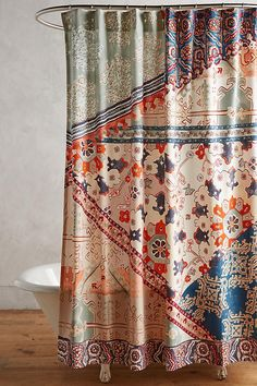Slide View: 2: Risa Shower Curtain