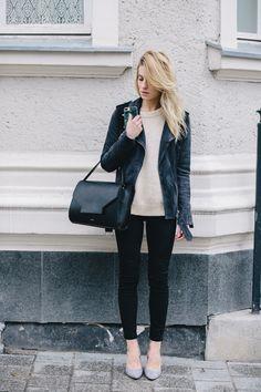 Make Life Easier Fall Wardrobe, Capsule Wardrobe, Fashion Blogger Style, Fashion Trends, Latest Fashion For Women, Womens Fashion, Autumn Winter Fashion, Winter Style, Simple Outfits