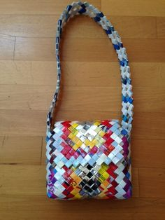 candy wrapped - cartera
