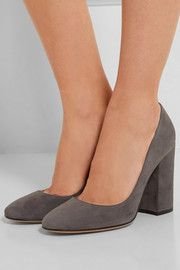 Gianvito RossiSuede pumps