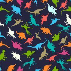 Seamless pattern with dinosaurs silhouet. Vintage Flowers Wallpaper, Flower Wallpaper, Dinosaur Wallpaper, Dinosaur Silhouette, Art Alevel, Vintage Typography, Vintage Logos, Retro Logos, Iphone Background Wallpaper