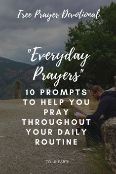 "Free Prayer Devotional | ""Everyday Prayers"" 