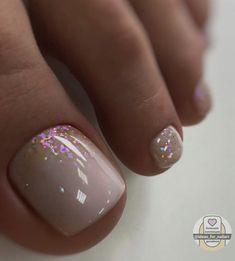 Pretty Toe Nails, Cute Toe Nails, Glam Nails, Classy Nails, Stylish Nails, Trendy Nails, Toe Nail Color, Toe Nail Art, Fabulous Nails