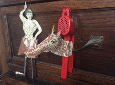 Per un racconto piccolo piccolo, Cavaliere e Ballerina...