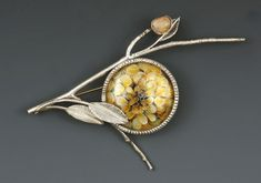 This time, Marlene spotlights master enamelist Linda Darty. Linda has played a pivotal role in advocating on behalf of the integrity and versatility of the art form of enameling.