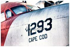Vintage Aircraft Nose Art: Cape Cod