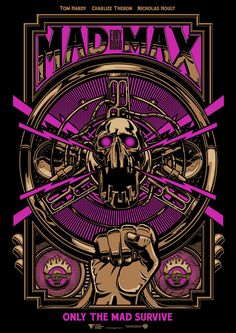 Mad Max: Fury Road by Dan Shearn