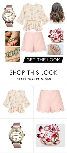 """""""Wish list"""" by shaunna-cross ❤ liked on Polyvore featuring Ralph Lauren, Valentino, Tiffany & Co. and Gucci"""