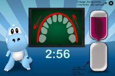 Tooth brushing timer for Kids
