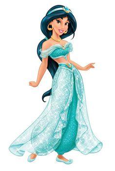 I love Disney princesses