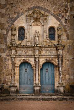 French church doors