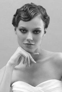 27 Best Short Vintage Hairstyles Images Vintage Hairstyles Retro