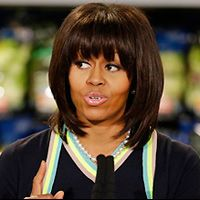 """The First Lady is fighting childhood obesity head-on, but her """"Let's Move"""" initiative still has a long way to go. How do you think the battle versus obesity can be won?"""