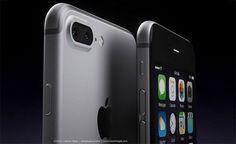 FOTO! Asa va arata iPhone 7! Apple face cateva schimbari importante! Cand va fi lansat