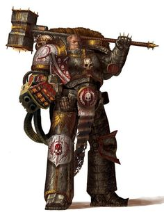 Grey Knight Justicar - Warhammer - Dark Heresy - 40k