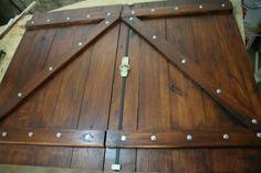 postigones de madera tipo bariloche para exterior ventanas