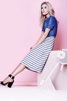 Top picks from Mollie King's SS14 fashion range for Oasis