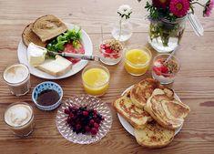 Blog da Danielle: Café da manhã