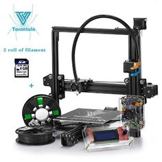 2017 New Tevo Tarantula 3d printer 3D Printer DIY Kit reprap prusa I3 impresora 3d printer with 3d printing filament as gift (32749238462)  SEE MORE  #SuperDeals
