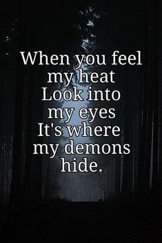 imagine dragons quotes | imagine dragons demons imagine dragons demons demon look into my eyes ...