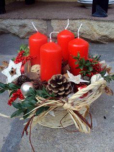 Advent.svícen  -sleva na loňskou kolekci