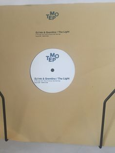 Testpressing approved. Full artwork crystal clear vinyl release to be announced soon! #DrumandBass #DNB #Vinyl #Tempo #Records #Tempo1209