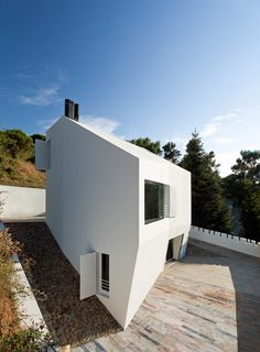 YLAB arquitectos - Project - House in Vallvidrera by YLAB Arquitectos Barcelona