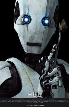 This is a good short film. My friend told me about it..good pick!! Futuristic, Robot, ABE