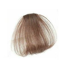 Thin Air Neat Wispy Bangs Human Hair In Fringe Front Hairpiece Decor Tool Wispy Bangs, Decorating Tools, Autumn Fashion Casual, Hair Pieces, Ebay, Extensions Hair