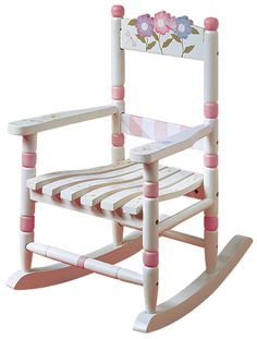 Teamson Girls Hand Painted Princess Potty Chair W 4105a