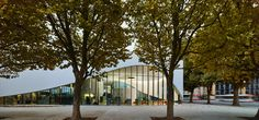 Media library [Third-Place] in Thionville | Dominique Coulon & associés; Photo: Eugeni Pons, David Romero-Uzeda | Archinect