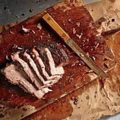 True Smoked Beef Brisket