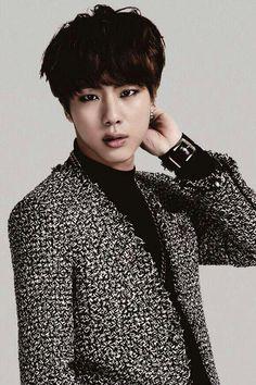 Jin ❤ BTS