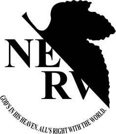nerv logo - Google Search