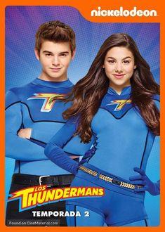 """The Thundermans"" Spanish movie poster Series Movies, Tv Series, Nickelodeon The Thundermans, Victorious Justice, Hollywood Arts, Martial, Disney Princess Fashion, Lazy Town, Kira Kosarin"