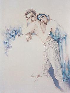 Sara Moon ~ Fashion painter | Tutt'Art@ | Pittura * Scultura * Poesia * Musica |