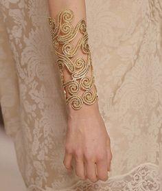 extravagant cuff bracelet