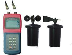 Alat Pengukur Angin / Digital Anemometer AM-4836C - Alat Uji Digital Meter Indonesia