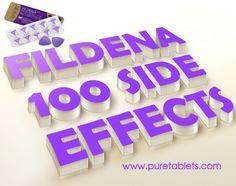 Fildena 100 Side Effects