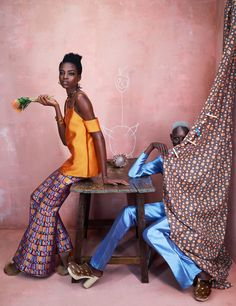 Stylish ideas on africa fashion 803 African American Fashion, African Inspired Fashion, African Style, Style Noir, Mode Style, Africa Fashion, Fashion Shoot, Editorial Fashion, Editorial Design