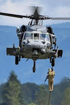 U.S. Air Force Pararescuemen