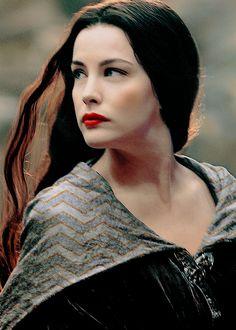 The Middle Earth World of Tolkien : Photo Arwen Lotr, Aragorn, Arwen Undomiel, Female Elf, High Elf, Tauriel, Liv Tyler, Hair Images, Iconic Movies