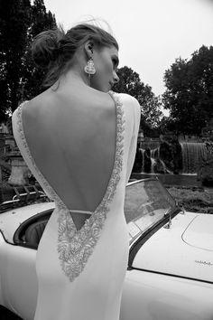 TECIA ARAB16628  (Vestido de Novia). Diseñador: Alessandra Rinaudo. ...