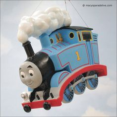 Thomas The Tank Engine - Macy's Thanksgiving Day Parade 2014