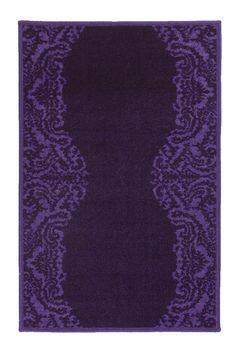 Vallila Interior AW14, Celine rug lilac 50x80cm