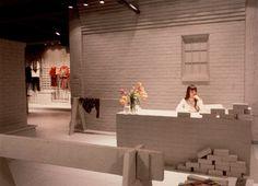 James Wines / SITE, Willi Wear Showroom, Office, New York, New York, 1982