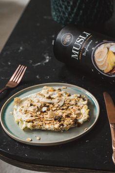 Fit omlet - Anna Lewandowska - healthy plan by Ann Granola, Breakfast, Fitness, Morning Coffee, Muesli