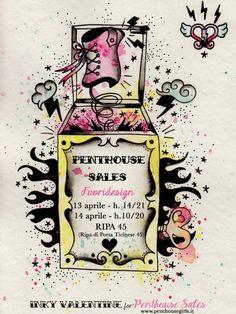 Penthouse Fuoridesign @ Ripa45  http://www.penthousegirls.it/penthouse-fuoridesign-ripa45/