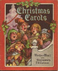Christmas Carols by Mary Nancy Graham, 1938*